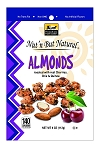 Nut'n But Natural® ALMONDS w/Real Roasted Cherries, Chia, & Quinoa 4oz. Bag