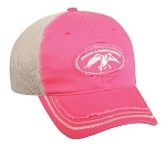Duck Commander Pink Ladies Fit  Cap with Duck Commander logo