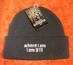 Official License Duck Dynasty A&E 911 Knit Cuff Beanie