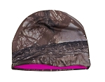 Official Licensed Muddy Water Timber Tantrum REVERSIBLE Beanie Knit Cap PINK/CAMO