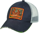 Team Realtree Charcoal/ Putty/ Realtree Xtra® Fishing Green Cap